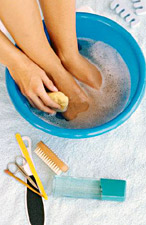 Home Pedicure